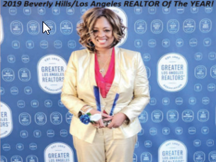 2019 REALTOR OF THE YEAR!
